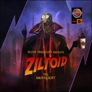 Record of the Day 6/3/14: Devin Townsend 'Ziltoid The Omniscient'